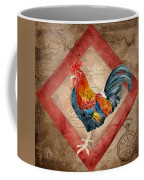 Le Coq - Timeless Rooster  Coffee Mug