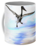 Le Decollage De Mon Pelican Coffee Mug