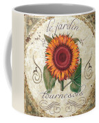 Le Jardin Tournesols  Coffee Mug