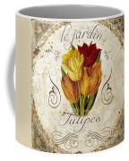 Le Jardin Tulipes Coffee Mug