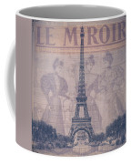 Le Miroir - Paris Coffee Mug