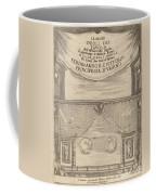 Le Nozze Degli Dei: Frontispiece Coffee Mug