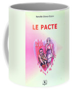 Le Pacte Front Cover Coffee Mug