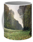 Le Pave De Chailly Coffee Mug by Claude Monet