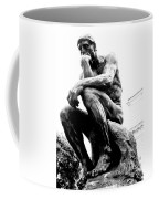 Le Penseur Coffee Mug