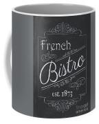 Le Petite Bistro 4 Coffee Mug by Debbie DeWitt