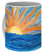 Le Soleil Coffee Mug