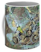 Le Tour A Coffee Mug