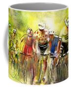 Le Tour De France 07 Coffee Mug