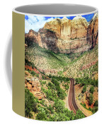 Lead Me To Zion Coffee Mug