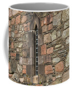 Leaded Nunnery Window Coffee Mug