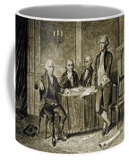 Leaders Of The First Continental Congress Coffee Mug