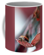 Leaf Abstract I Coffee Mug