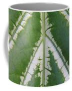 Leaf Variegated 2 Coffee Mug