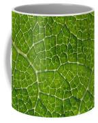 Leaf Veins Coffee Mug
