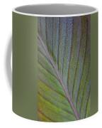 Leafy Texture Coffee Mug
