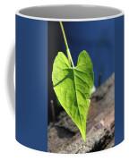 Leafy Veins Coffee Mug