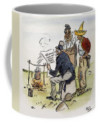 League Of Nations Cartoon Coffee Mug by Granger