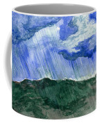Leaking Sky Coffee Mug
