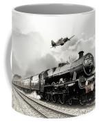 Leander And Hurricane Coffee Mug