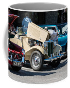 Leander Texas Car Show Viewing Coffee Mug