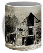 Leaning Barn Coffee Mug