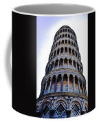 Leaning Tower Of Pisa In Tuscany, Italy Coffee Mug