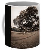 Leaning Tree Coffee Mug