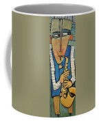 Learn To Work The Saxophone Coffee Mug