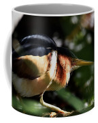 Least Bittern On The Hunt Coffee Mug