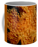 Leather Coral Coffee Mug