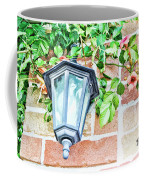 Leave The Porch Light On Coffee Mug