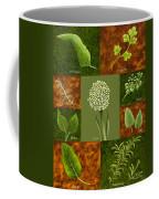 Leaves #2 Coffee Mug