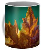 Leaves 971 Coffee Mug