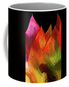 Leaves Aflame Coffee Mug