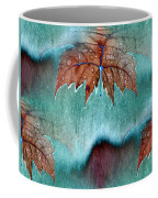 Leaves And Rain 6 Coffee Mug
