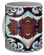 Leaves And Rain Coffee Mug