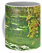 Leaves And Water Coffee Mug