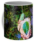 Leaves In A Pile Coffee Mug
