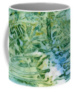 Leaves In Water Coffee Mug