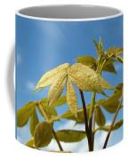 Leaves Of Gold Coffee Mug