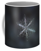 Leaves Of Ice II Coffee Mug
