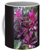 Leaves Of Pink Coffee Mug