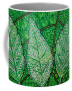 Leaves Of Spring Coffee Mug