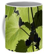 Leaves Of Wine Grape Coffee Mug