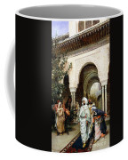 Leaving The Alhambra Coffee Mug