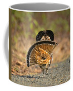 Leaving The Scene Grouse Coffee Mug