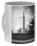 Lee Circle New Orleans Coffee Mug