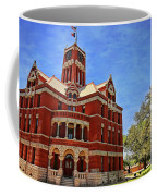 Lee County Courthouse Giddings Texas 2 Coffee Mug