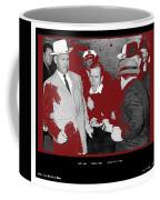 Lee Harvey Oswald Shot By Jack Ruby Photo Taken By  Dallas Times Herald Photographer Bob Jackson  Coffee Mug